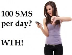 trai-100-sms-per-day