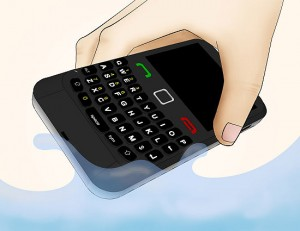 Save-a-Wet-Cell-Phone-Step-1