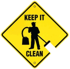 Keep it clean knowing the most important social media customer service etiquette points right - Often clean carpets keep best state ...
