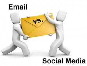 email-marketing-social-media