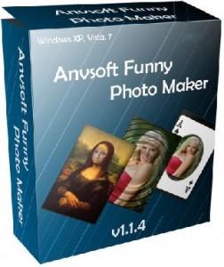 anvsoft funny photo maker