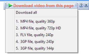 IDM-video-downloader