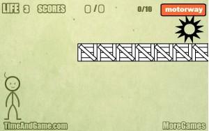 typing shoot game