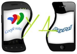 Google Wallet ya Paypal