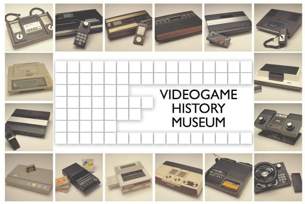 Video-Game-History-Museum