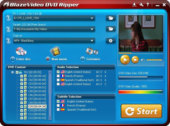 blazevideo_dvd_ripper_screenshot